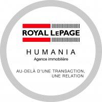 ROYAL LEPAGE HUMANIA, Agence immobilière